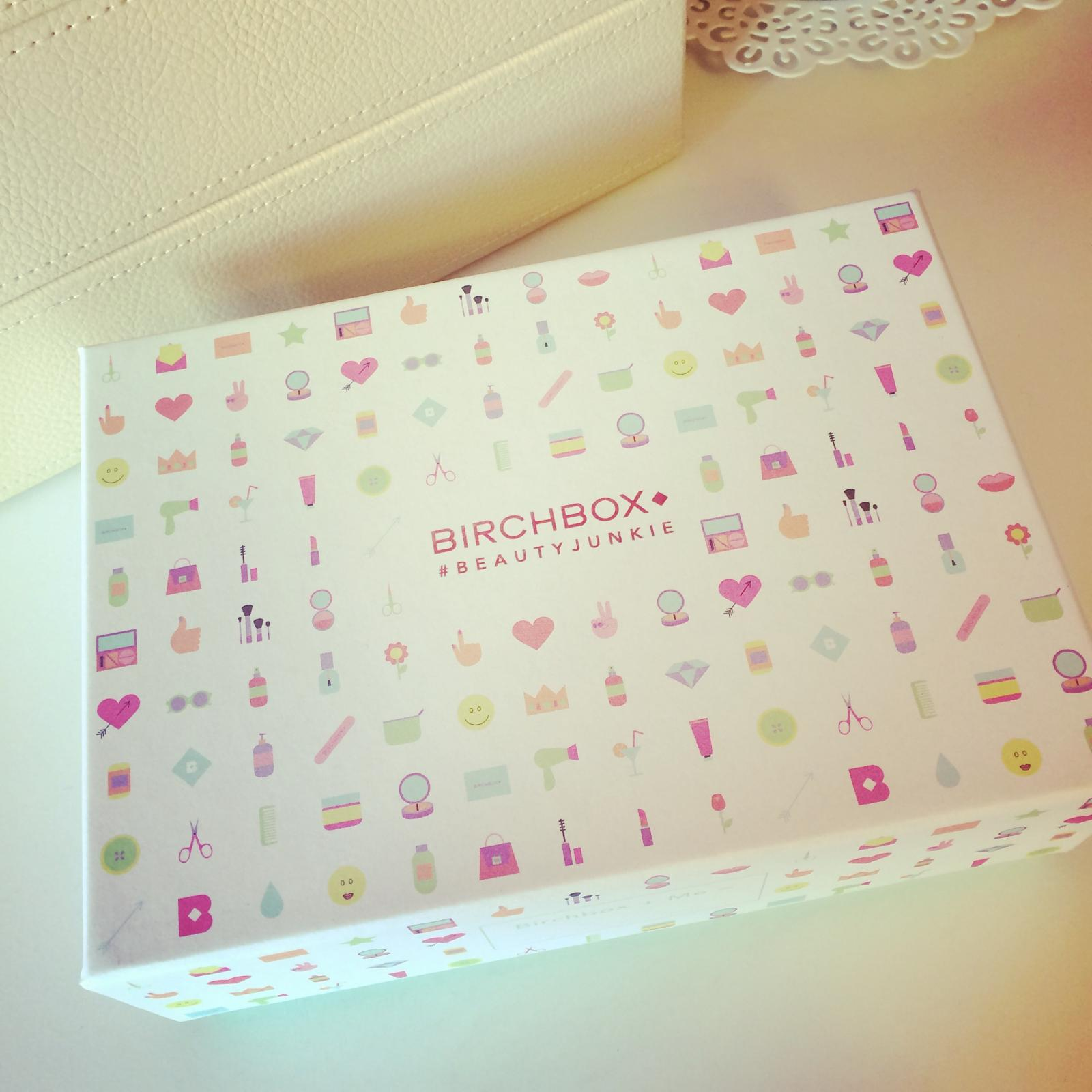 Birchbox August Edition – review
