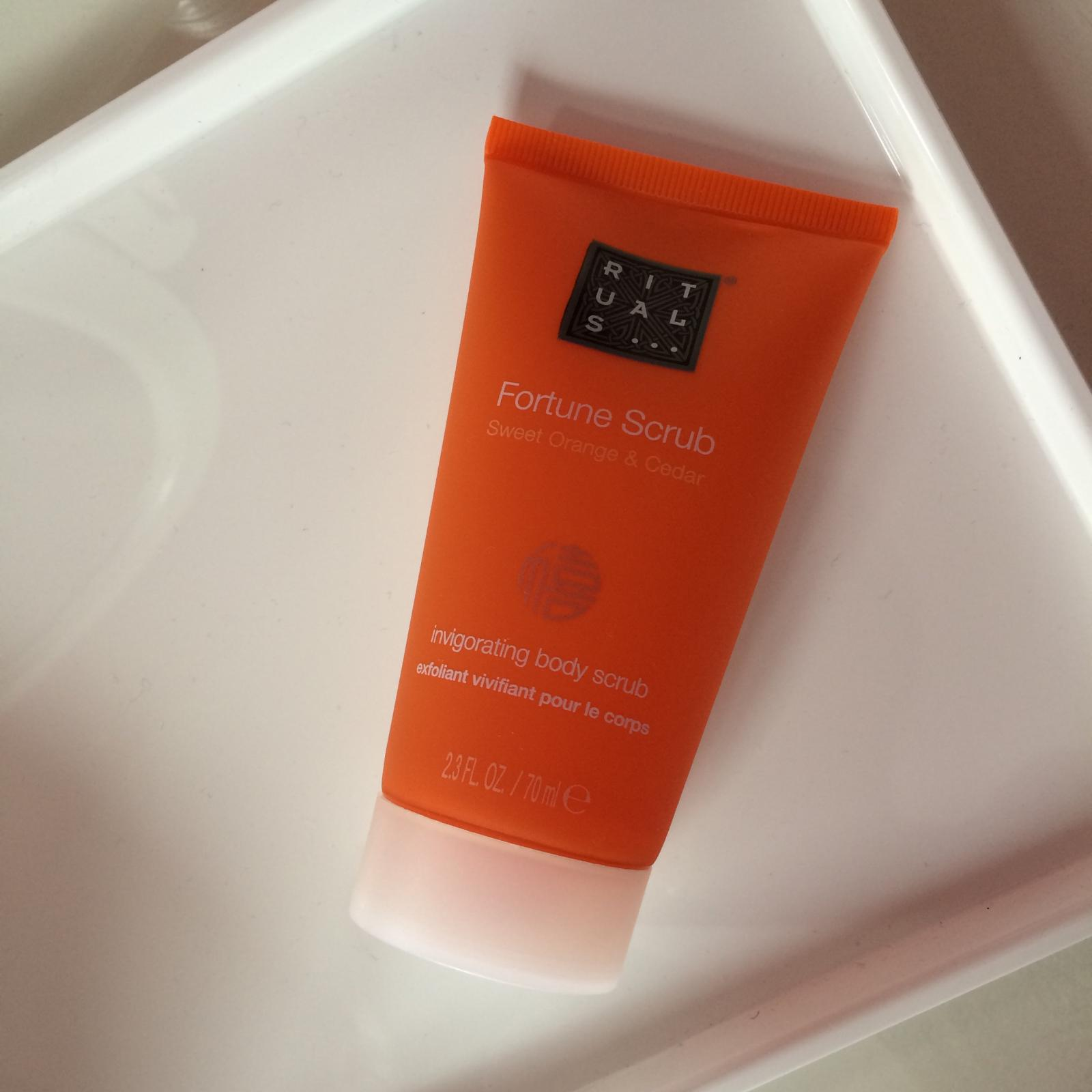 Rituals Fortune Body Scrub