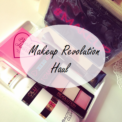 Superdrug Makeup Revolution Haul