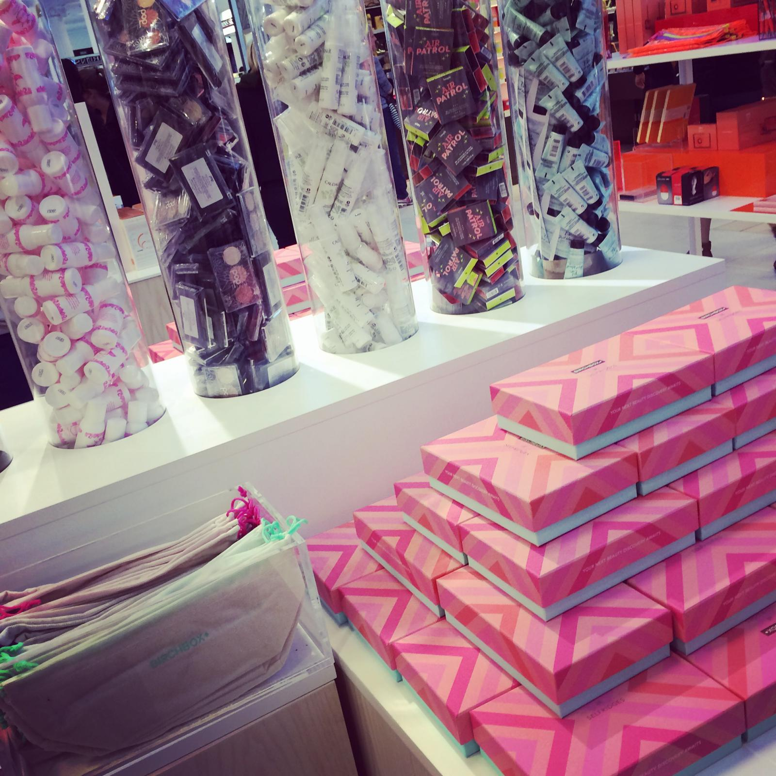 BIRCHBOX – build your own Birchbox at Selfridges Oxford Street