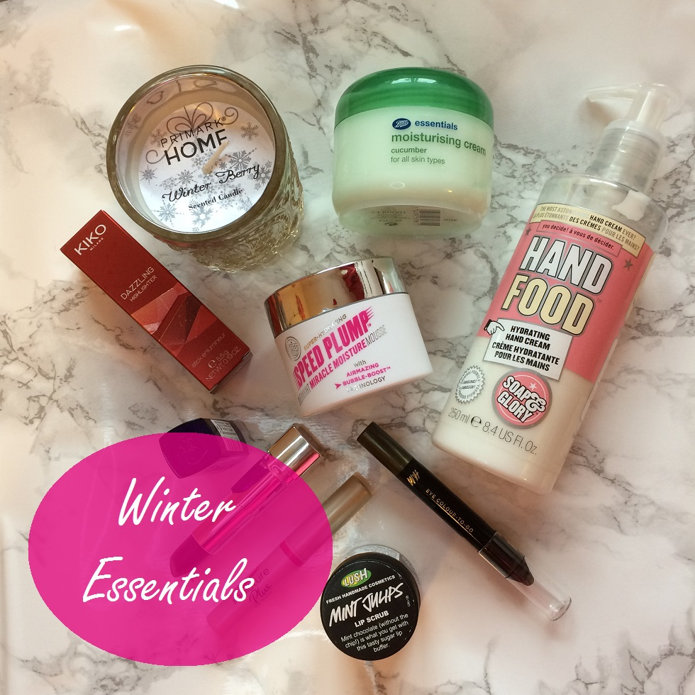 Purse Friendly Winter Beauty Essentials