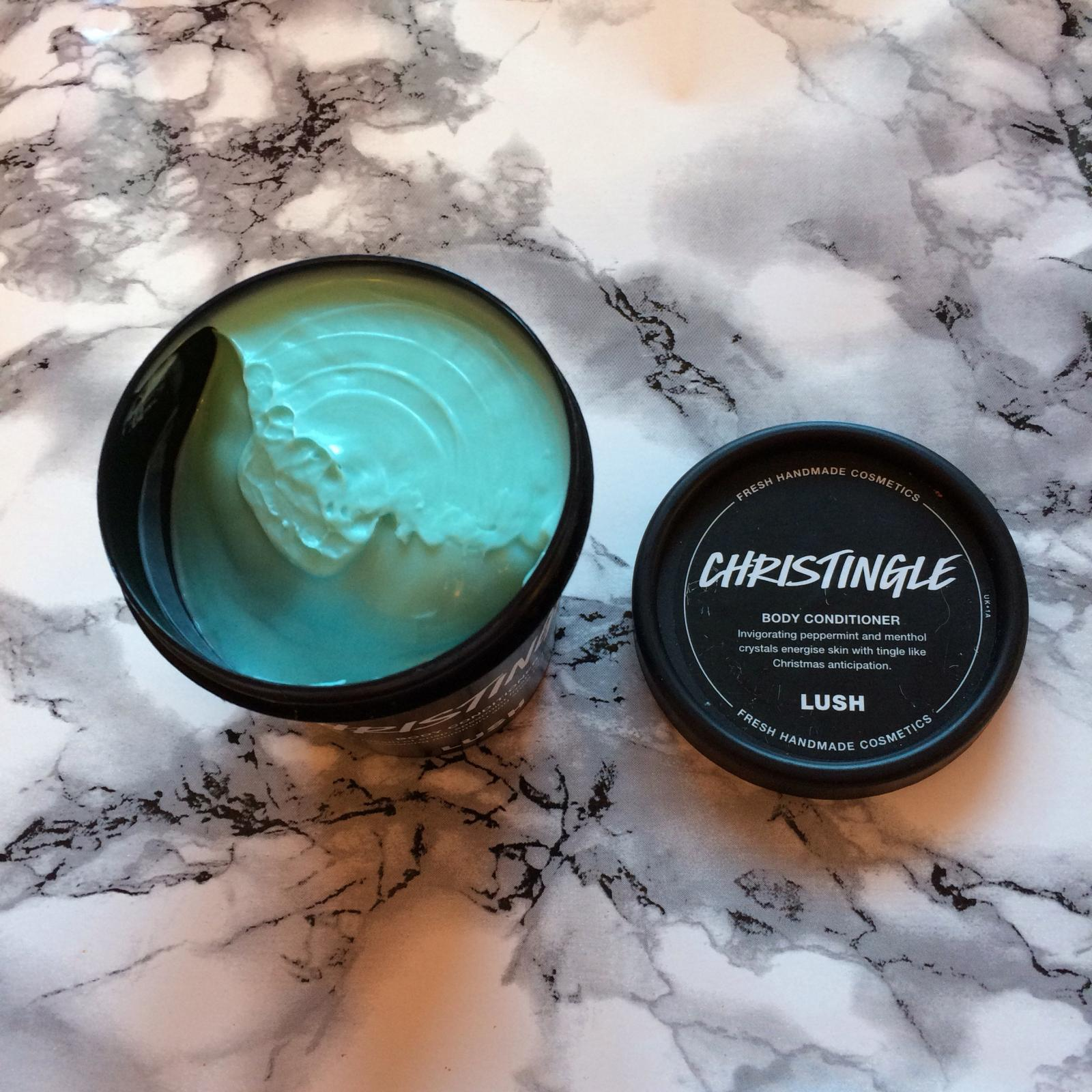 LUSH Christmas Christingle Body Conditioner Review