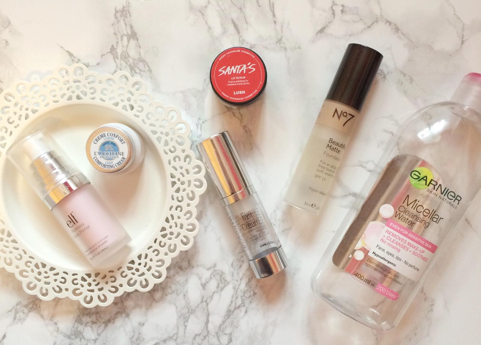 February Empties// Product Reviews