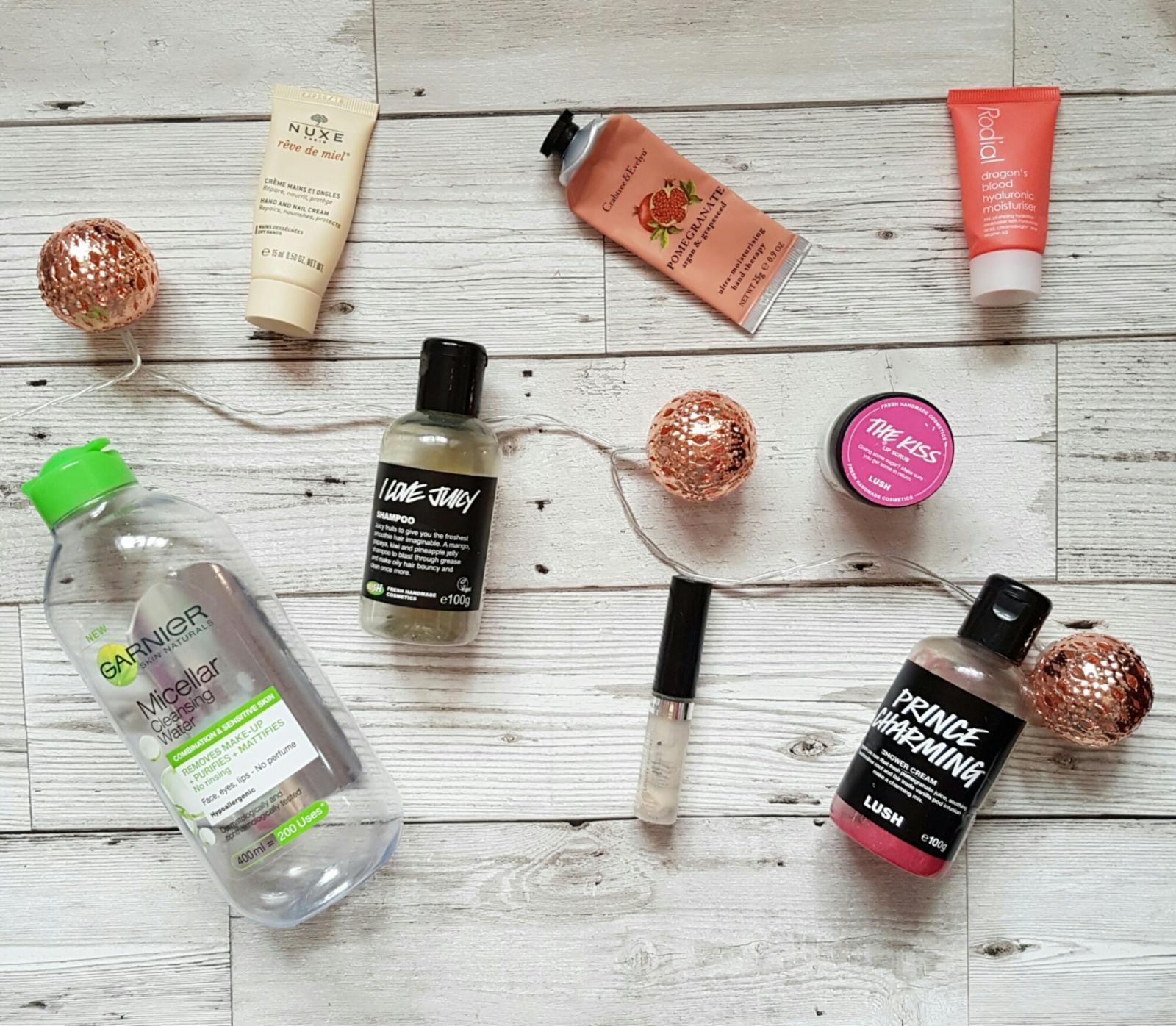 April Empties // Product Reviews