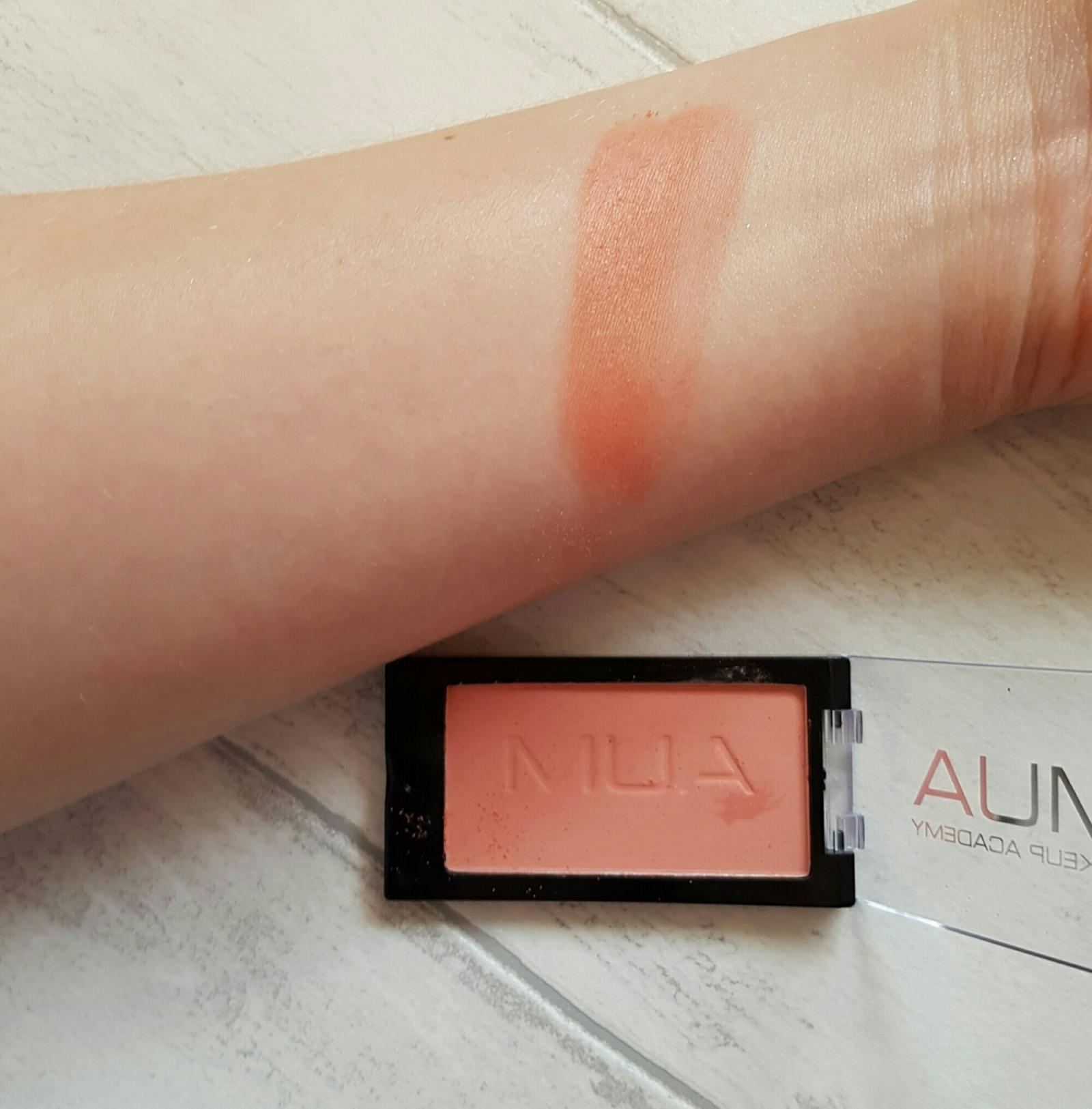 mua blush lolly