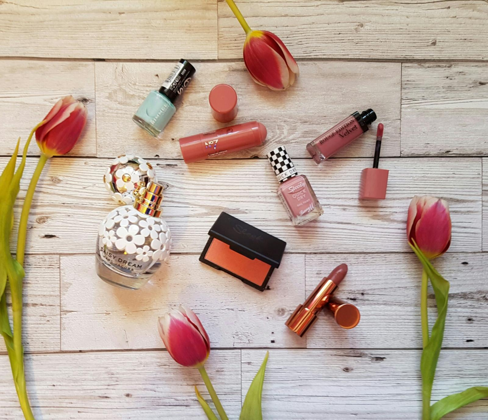 spring beauty makeup edit sophies beauty on a budget