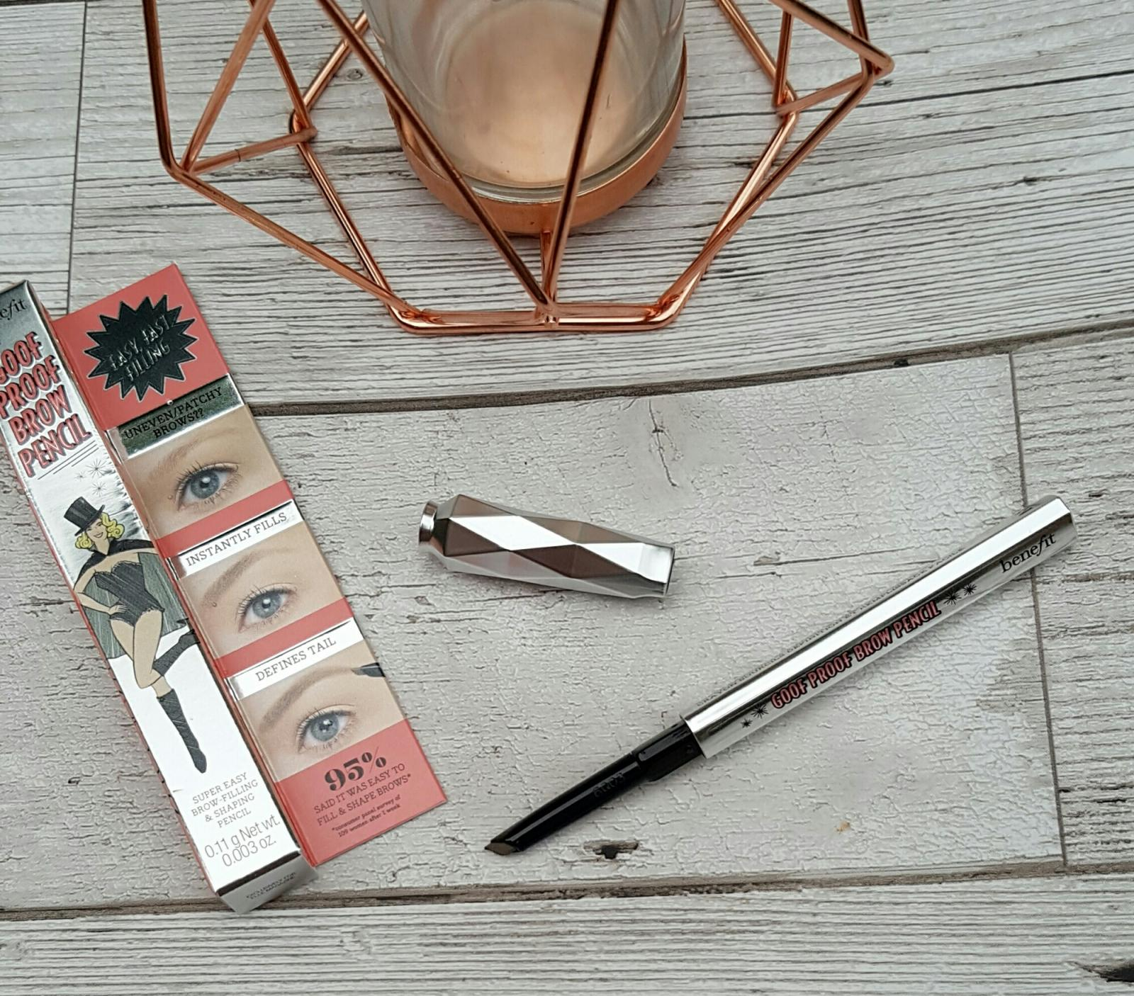benefit goof proof eyebrow pencil no.2