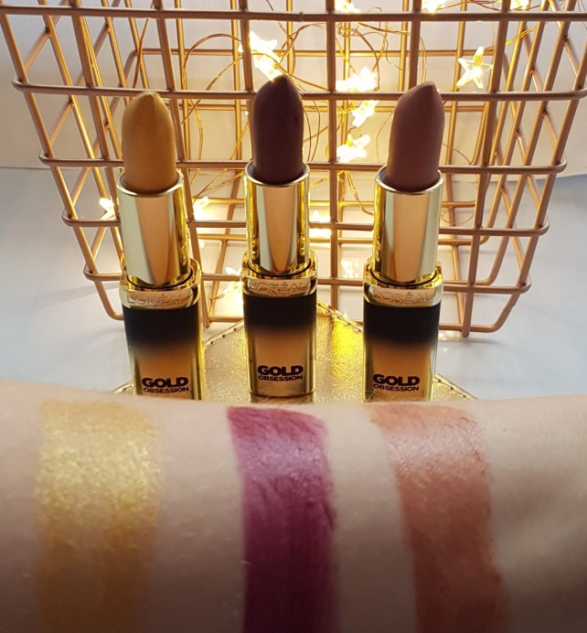 loreal-colour-riche-gold-obsession-lipsticks-swatches-2