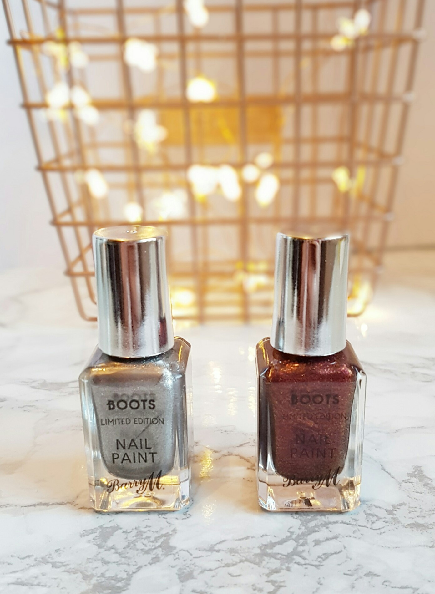 Boots Limited Edition Barry M Products | Nail Paint & Red Carpet Ready Palette