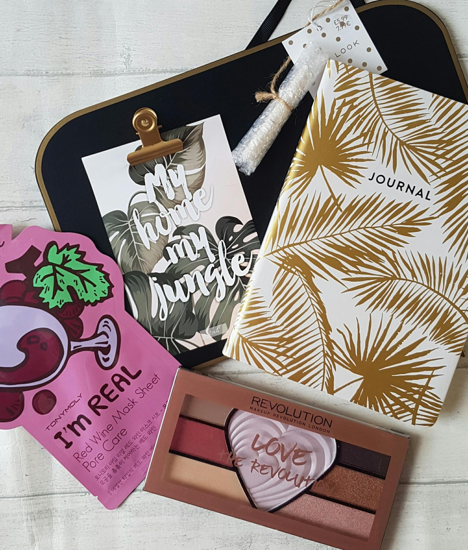 Giveaway Prize from Melia May