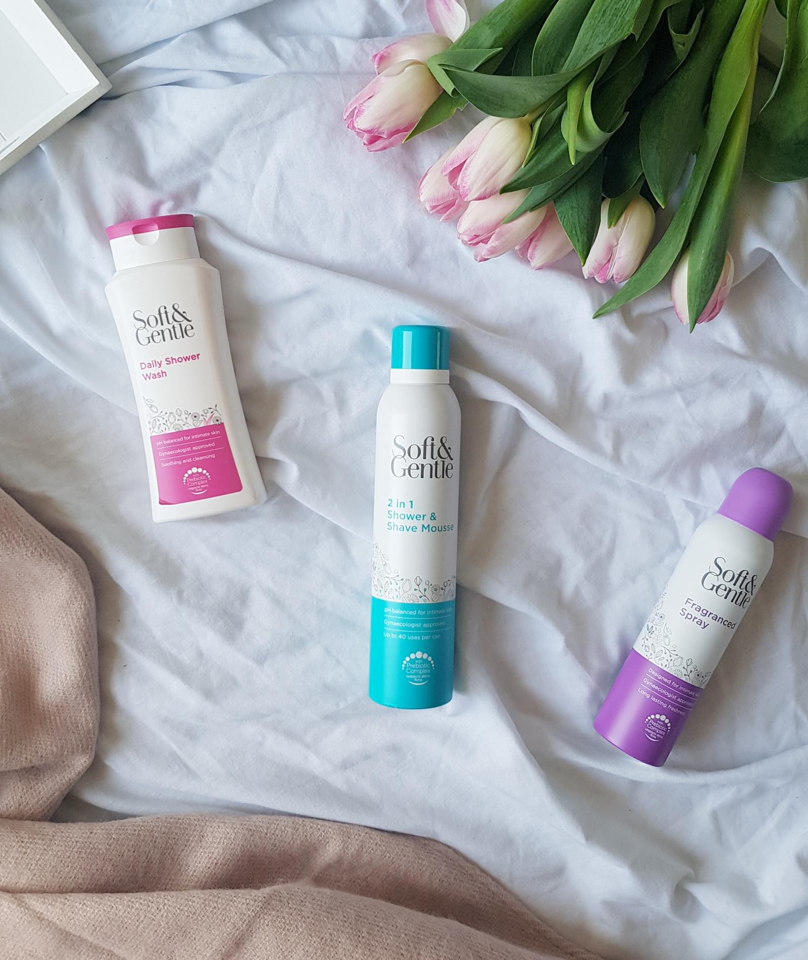 Prepping your skin for Summer | The new body care range from Soft and Gentle