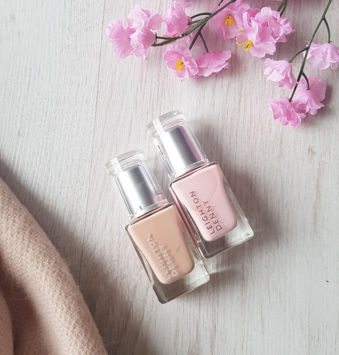 Spring Nails | Leighton Denny Nail Polishes Review and Swatches