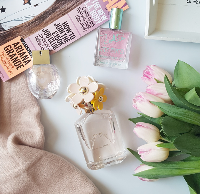 Top 3 Spring Scents