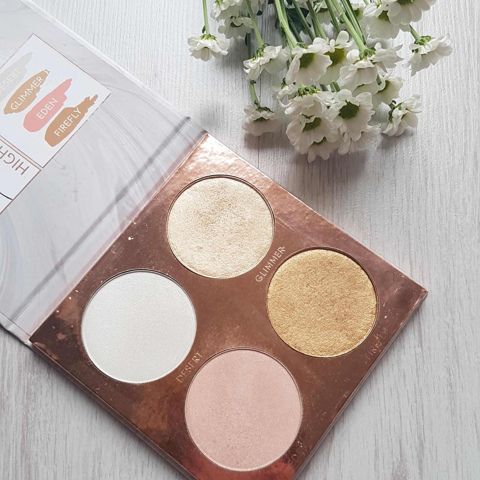 Primark Pure Glow Highlight Palette