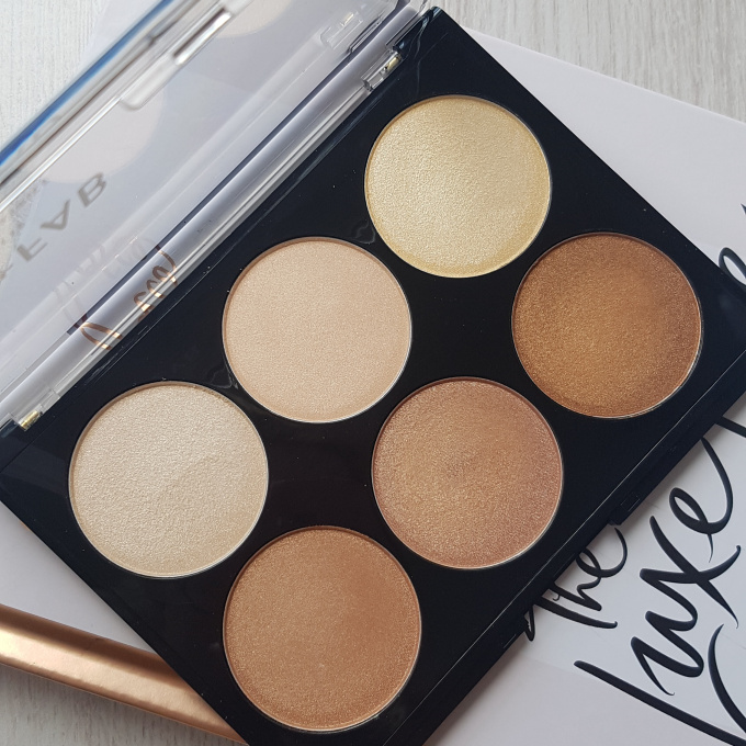 Nip and Fab Highlight Palette