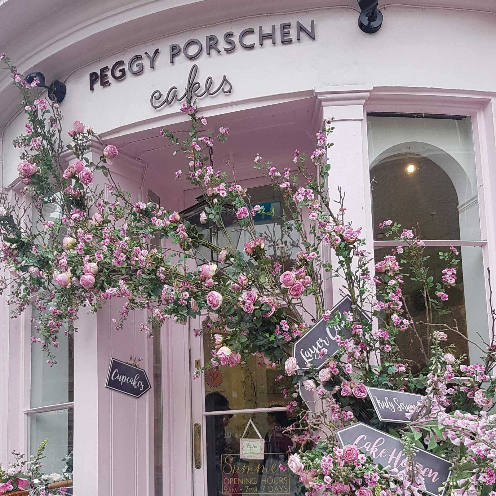 Peggy Porschen Cakes London