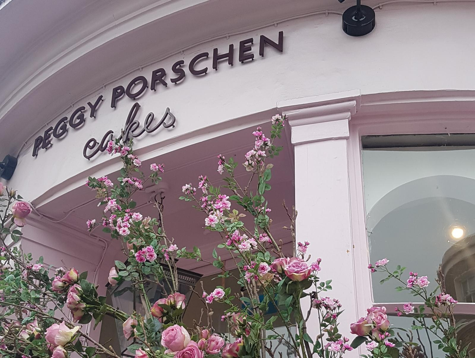A girly cake lovers dream | Peggy Porschen Cakes, London