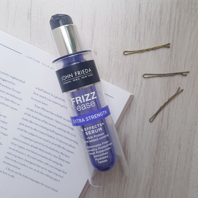 John Frieda Frizz Ease 6 Effects + Serum