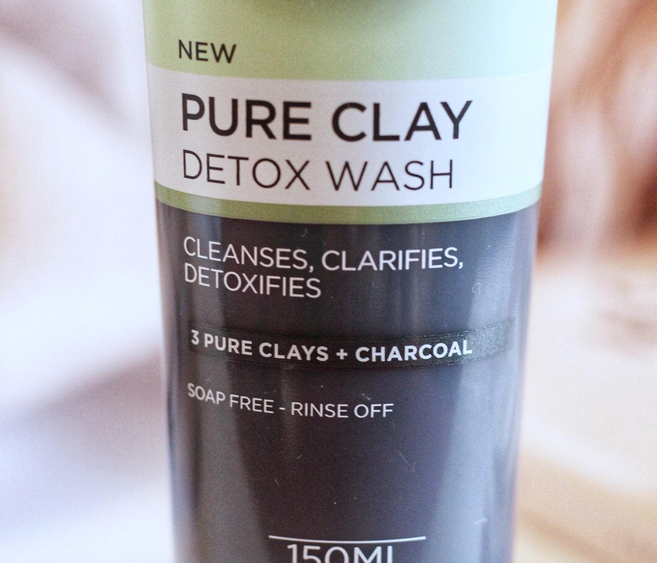 L'Oreal Pure Clay Cleanser Review