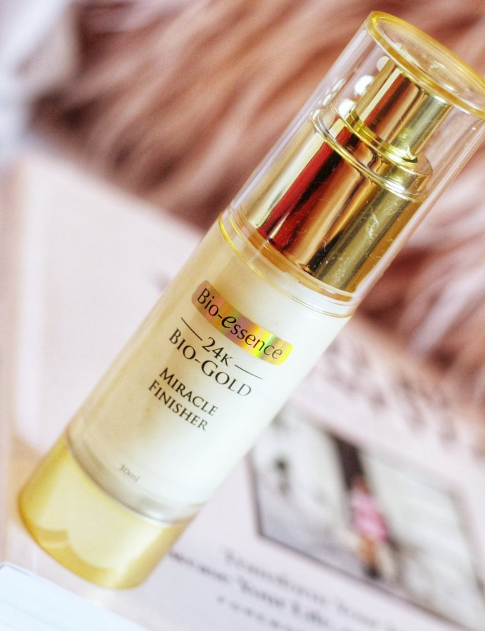 Bio-Essence 24K Bio-Gold Miracle Finisher