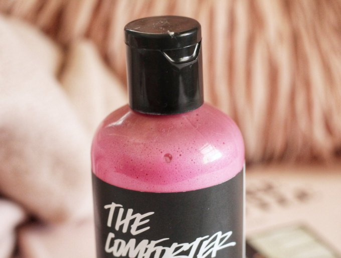 The Comforter Shower Cream