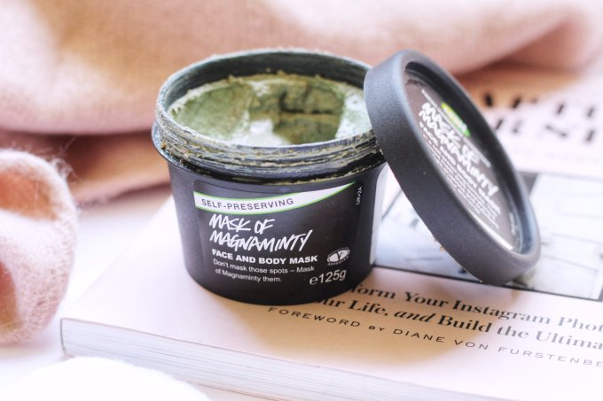 LUSH Mask of Magnaminty 3