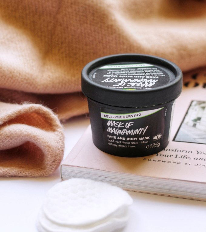 Lush Self Preserving Mask of Magnaminty