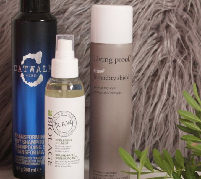 Winter Hair Care Styling Products