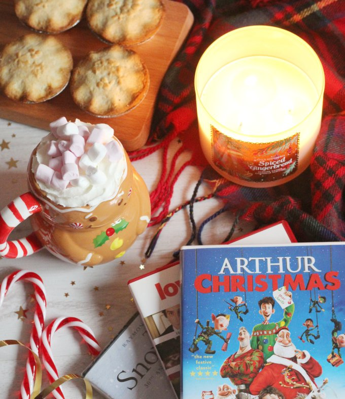 Cosy Christmas Routine