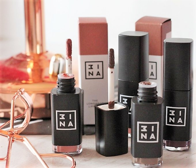 3INA The Longwear Lipstick - Liquid Lipstick Review and Swatches 1 (2).jpeg
