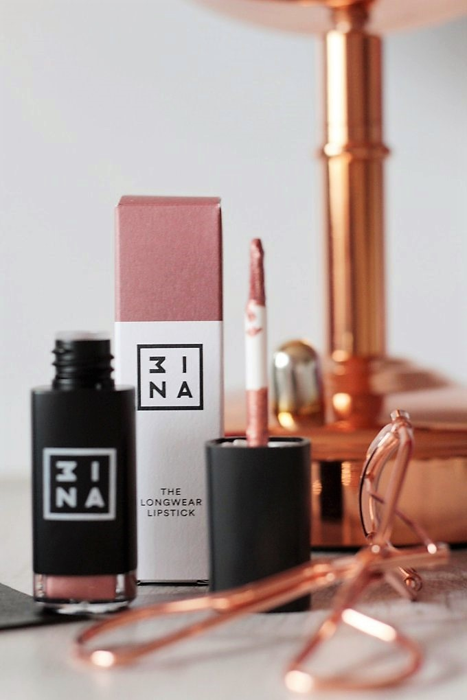 3INA The Longwear Lipstick - Liquid Lipstick Review and Swatches 6 (2).jpeg