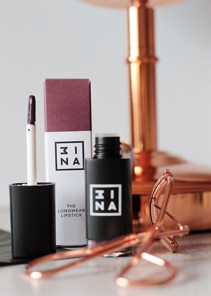 3INA The Longwear Lipstick - Liquid Lipstick Review and Swatches 7 (2).jpeg