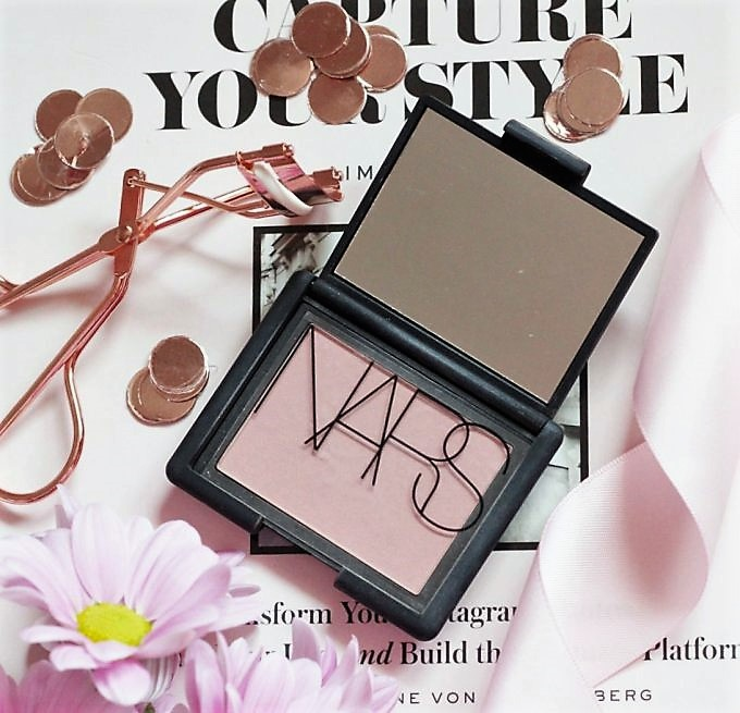 February Favourites 2018 Sophie in Wonderland Review Nars Blush Impassioned (2).jpeg