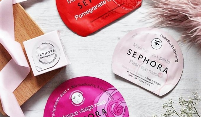 Four Sephora Face Masks Tried and Reviewed