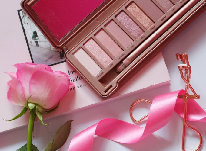 Valentines Day Beauty Picks Urban Decay Naked 3 Palette