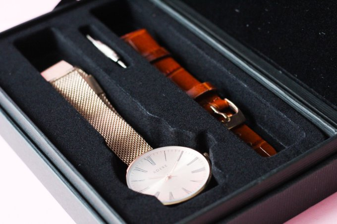 Valentines Day Gift Guide For Her Adexe Sistine Watch Gift Set