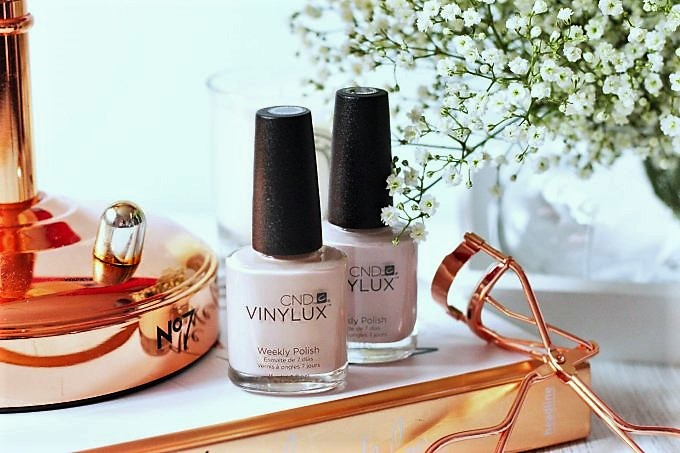 CND World Vinylux Weeky Polish Review and Swatches