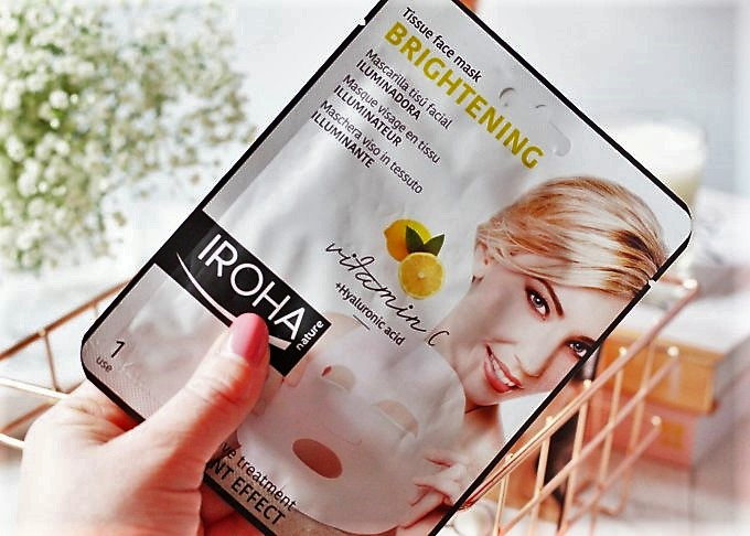 Iroha Winter Masks Review Brightening Mask (2).jpeg