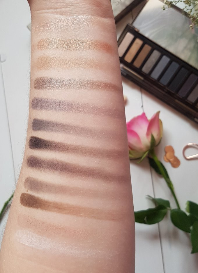 Urban Decay Naked 101 Palette Review Naked Smokey Swatches.jpeg