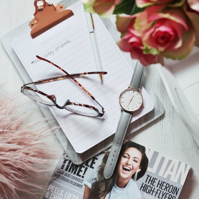 Tips for getting organised with your blog and managing a blog schedule