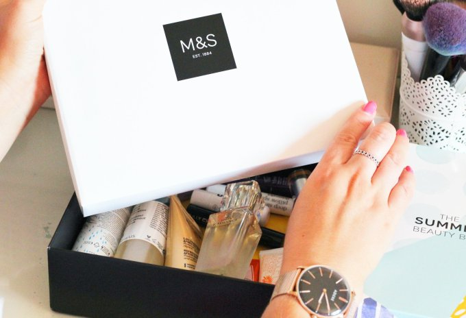 Inside Marks and Spencer's The Summer Beauty Box