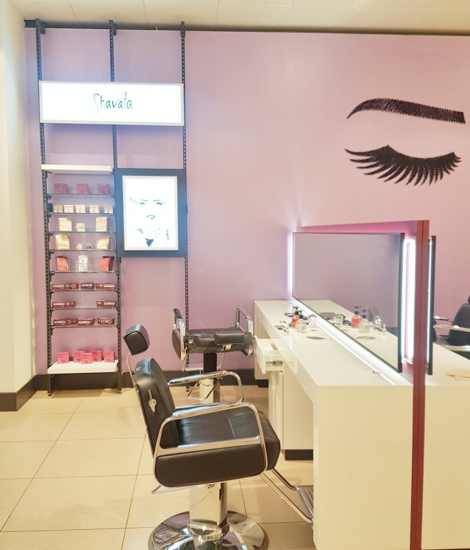 Shavata Brow Studio at John Lewis Nottingham 16