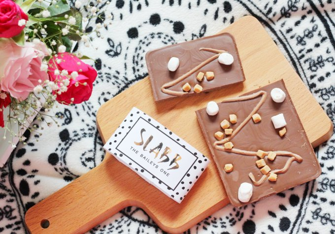 Chocolate delivered to your door – subscription from The Slabb