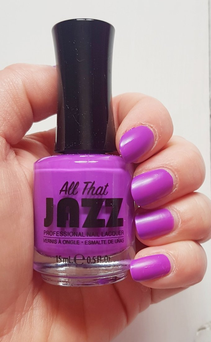 Summer Nails with The Caribbean Collection from All That Jazz 12