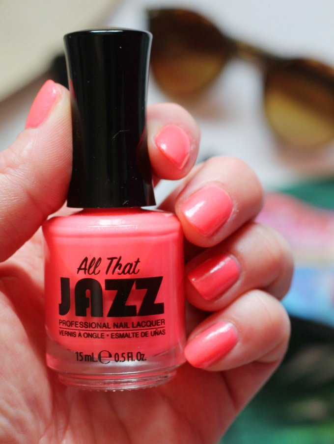 Summer Nails with The Caribbean Collection from All That Jazz 19