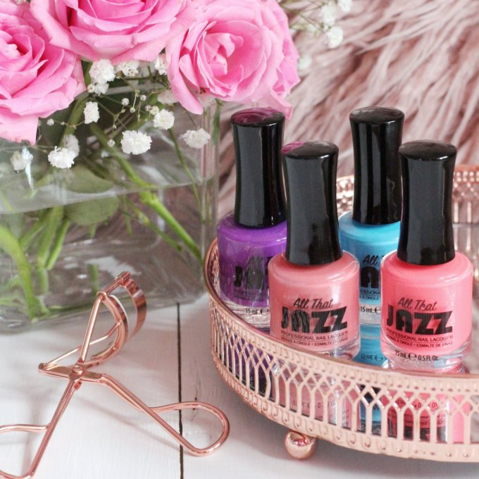 Summer Nails with The Caribbean Collection from All That Jazz  21.jpeg