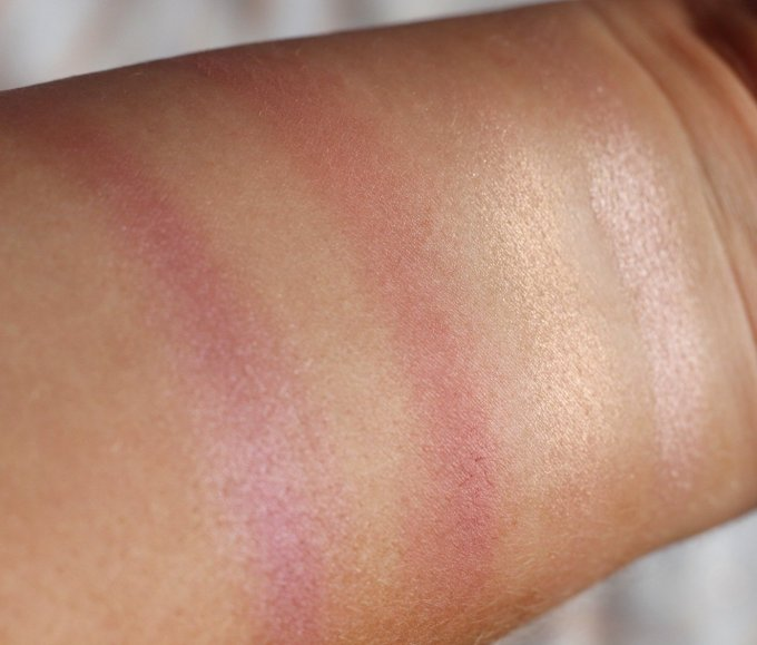 Urban Decay Backtalk Palette Highlighter Swatches.jpeg