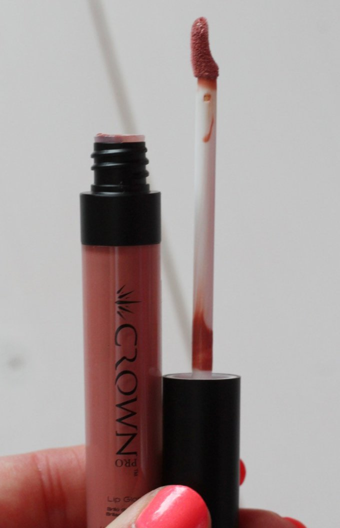 Brand focus trying Crown Brush Lipgloss.jpeg