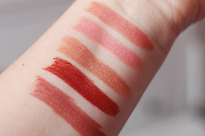 ColourPop Lux Lipsticks Review and Swatches