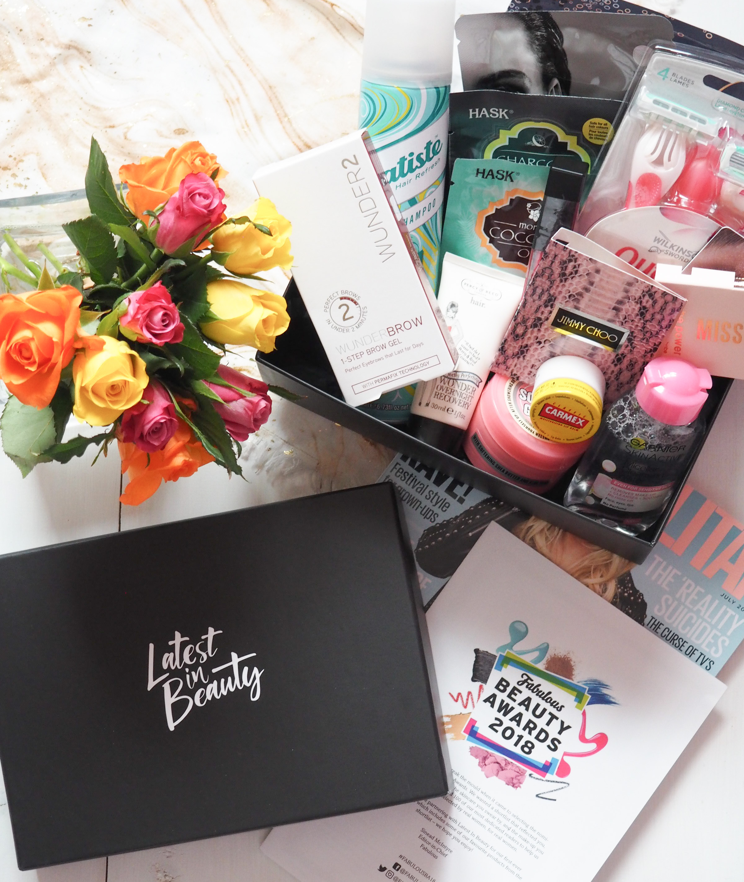 Fabulous Beauty Awards 2018 Beauty Box from Latest in Beauty.jpg